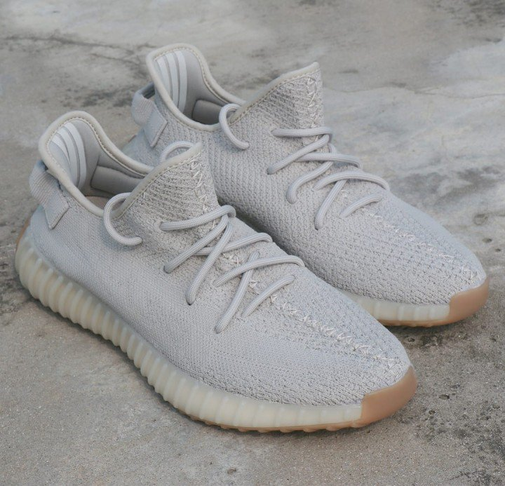 "new concept 37a94 17680 Release Reminder: adidas YEEZY BOOST 350 V2 ""Sesame ..."